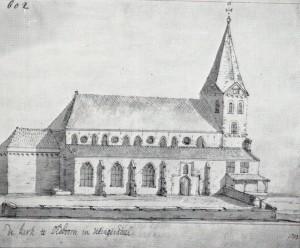 De St. Pancratius te Oldeboorn